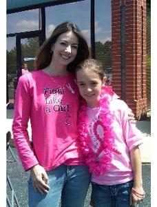 Krista and Sarah Grace