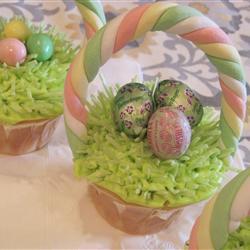 The inspiration cupcake