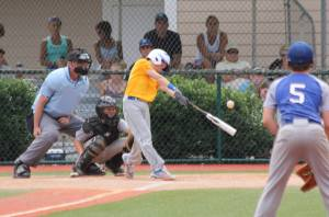 Brett Home Run Swing