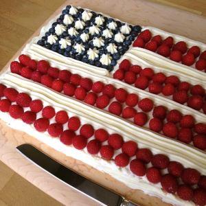 Flag Cake 0