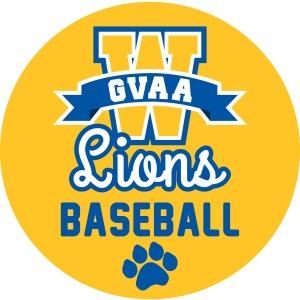 GVAA Baseball Magnet