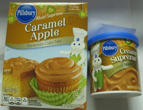 how to make apple cake from cake mix